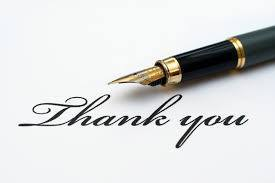THANK YOU.n