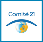 logo COMITE 21 COMITE FRANCAIS POUR LE DEVELOPPEMENT DURABLE.